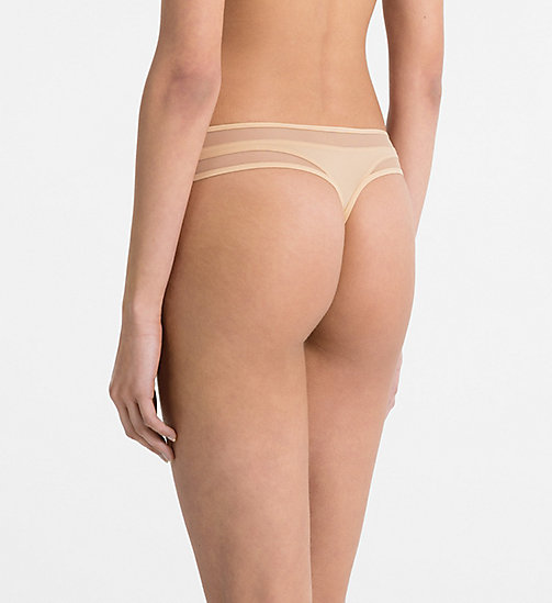 CALVINKLEIN String - Naked Touch - BARE - CALVIN KLEIN STRINGS - main image 1