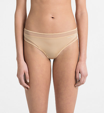 CALVIN KLEIN String - Naked Touch 000QF1129E20N