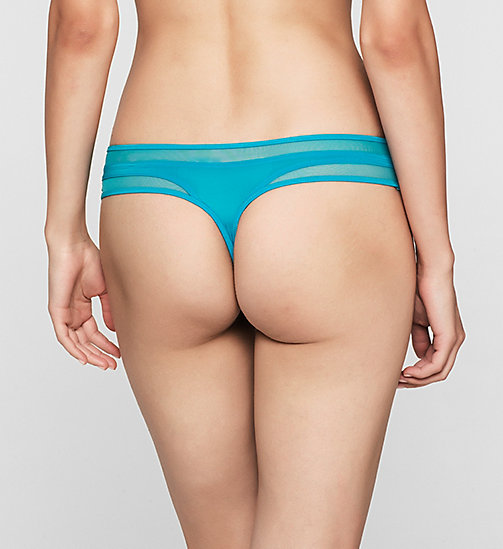 CALVINKLEIN Thong - Naked Touch - PERPETUA - CALVIN KLEIN Up to 50% - detail image 1