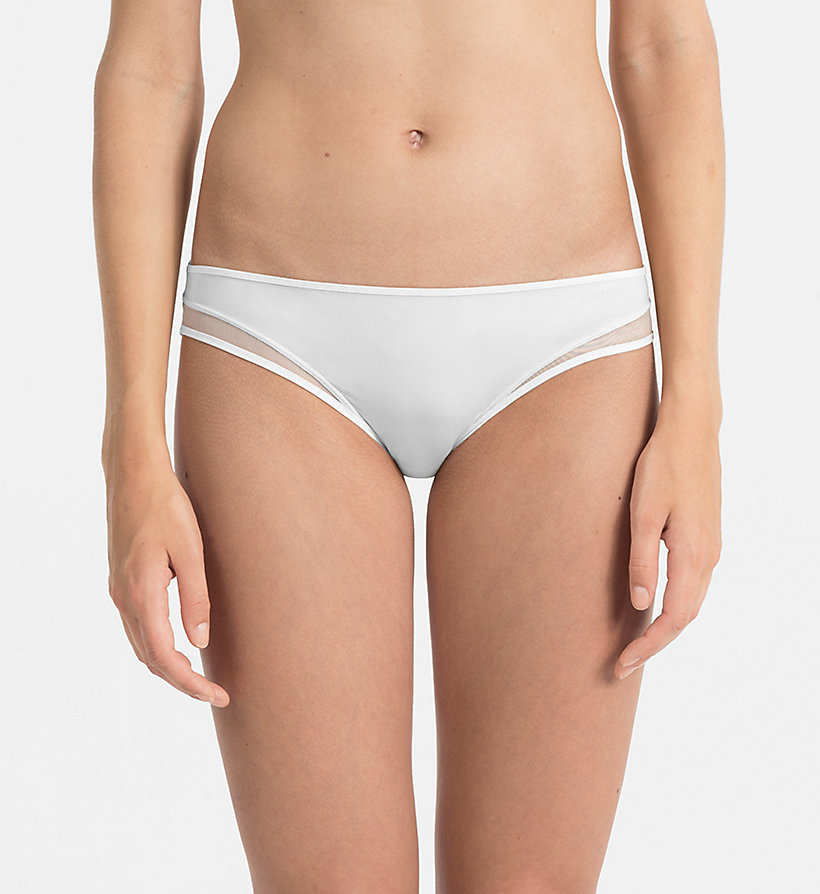 CALVINKLEIN Culotte - Naked Touch - WHITE - CALVIN KLEIN SOUS-VÊTEMENTS - image principale