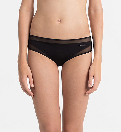 CALVINKLEIN Hipsters - Naked Touch - BLACK - CALVIN KLEIN HIPSTER PANTIES - main image