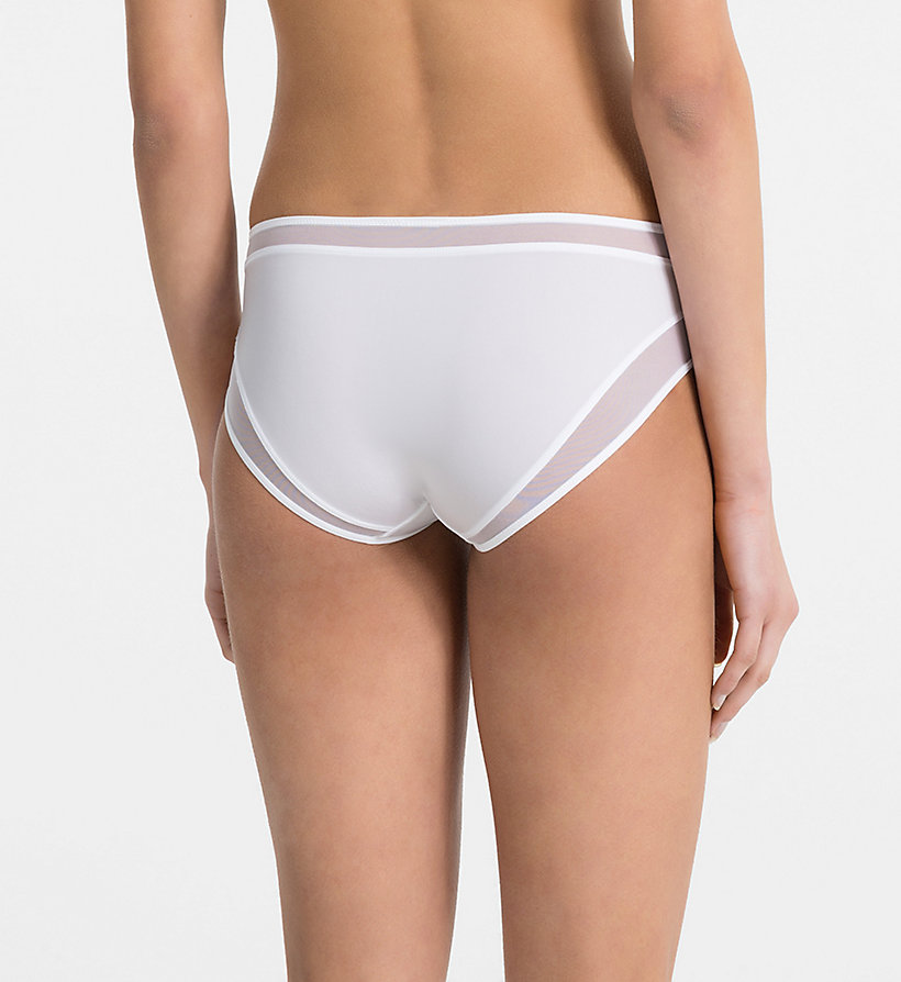 CALVINKLEIN Hipsters - Naked Touch - WHITE - CALVIN KLEIN WOMEN - detail image 1