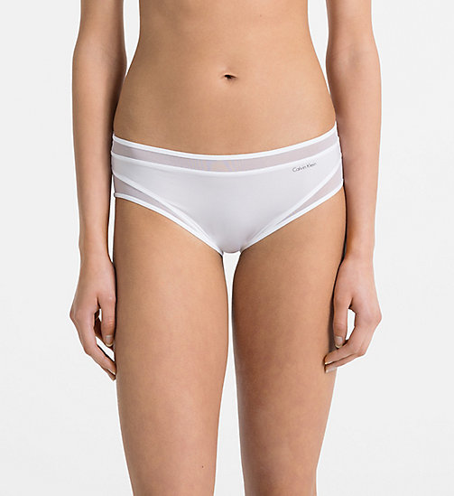 CALVINKLEIN Hipsters - Naked Touch - WHITE - CALVIN KLEIN WOMEN - main image