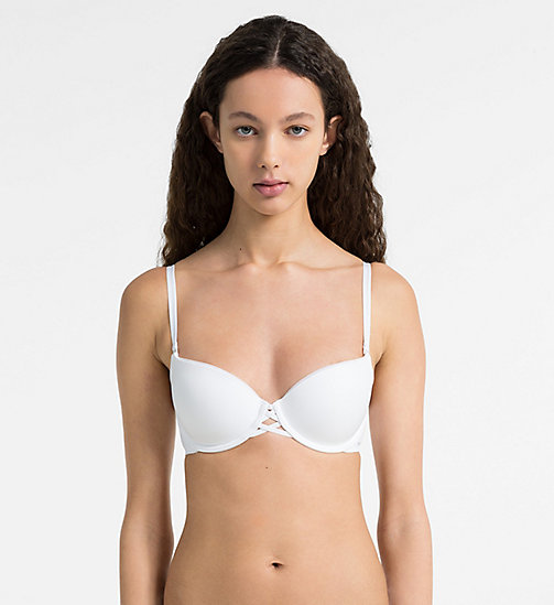 CALVINKLEIN Push-up beha - Naked Touch - WHITE - CALVIN KLEIN PUSH-UP BEHA'S - main image