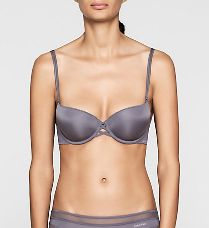 CALVIN KLEIN Push-Up Bra - Naked Touch 000QF1191EID7