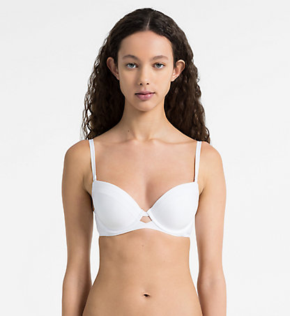 CALVIN KLEIN Push-Up Bra - Naked Touch 000QF1192E100