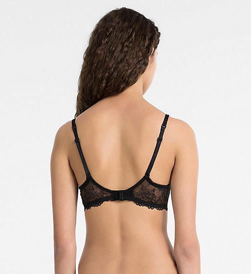 CALVINKLEIN Push-Up Bra - CK Black - BLACK - CALVIN KLEIN PUSH-UP BRAS - detail image 1