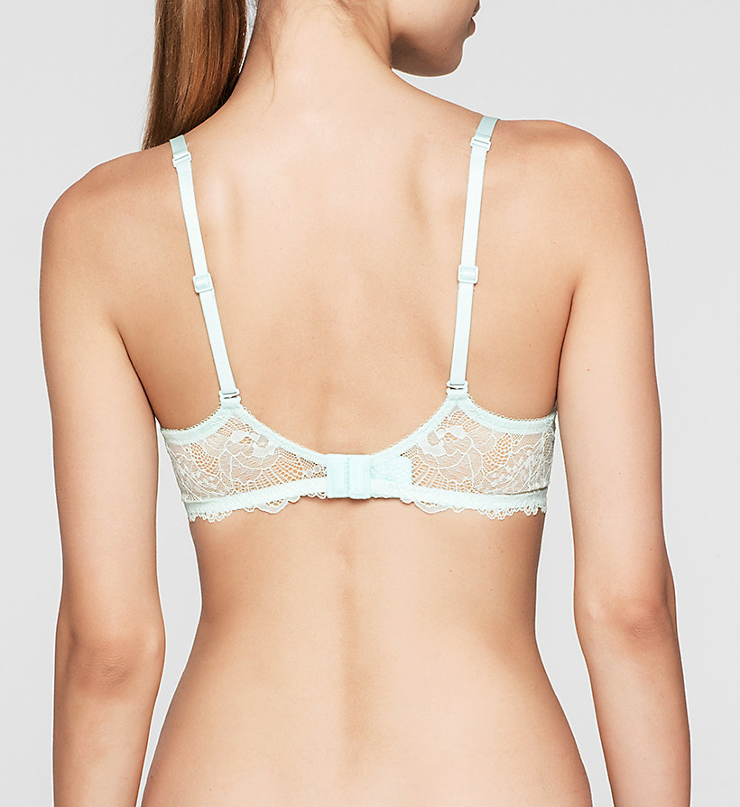 CALVINKLEIN Push-Up Bra - CK Black - SALT LAKE - CALVIN KLEIN UNDERWEAR - detail image 1