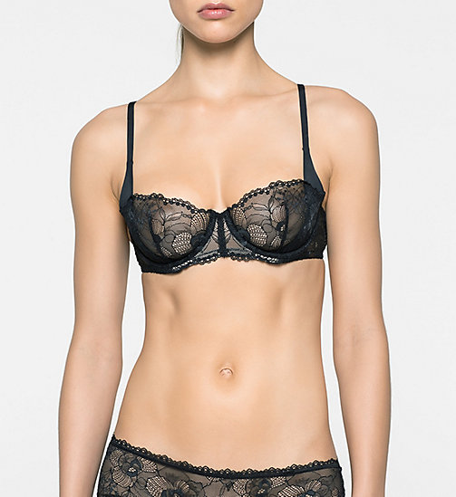 CALVINKLEIN Balconette Bra - CK Black - BLACK - CALVIN KLEIN SHOP BY SET - main image