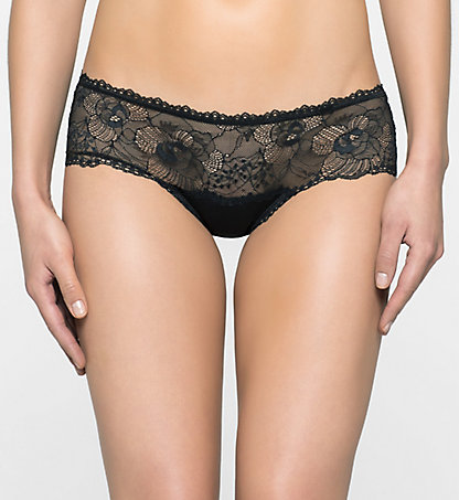 CALVIN KLEIN Shorty - CK Black 000QF1205E001