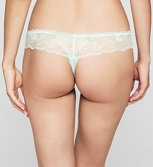 CALVINKLEIN Thong - CK Black - SALT LAKE - CALVIN KLEIN WOMEN - detail image 1