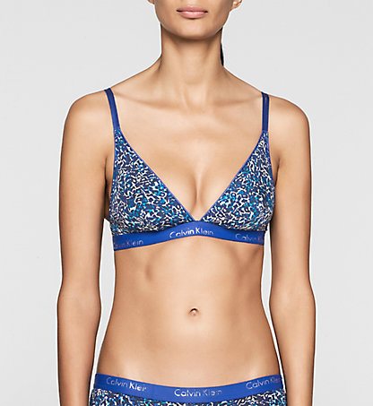 CALVIN KLEIN Soutien-gorge triangles - CK One 000QF1373EHZ4