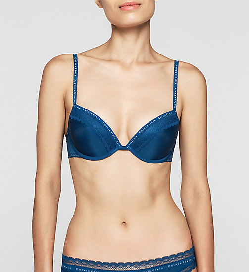 CALVINKLEIN Push-Up Bra - Signature - ORION - CALVIN KLEIN PUSH-UP BRAS - main image
