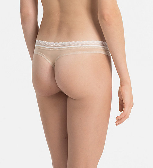 CALVINKLEIN String - Signature - BARE - CALVIN KLEIN STRINGS - main image 1