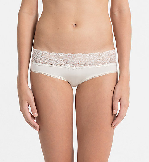 CALVINKLEIN Hipsters - Seductive Comfort - IVORY - CALVIN KLEIN WOMEN - main image