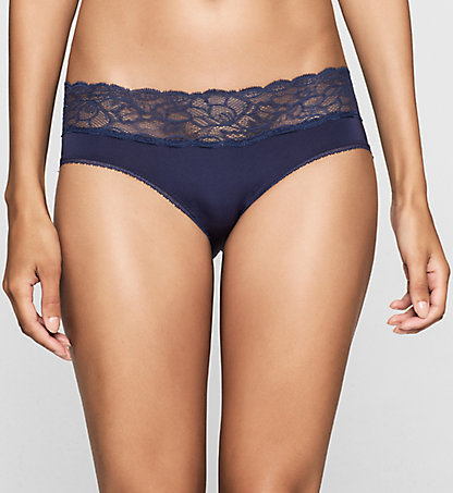 CALVIN KLEIN Hipsters - Seductive Comfort 000QF1586ECL0