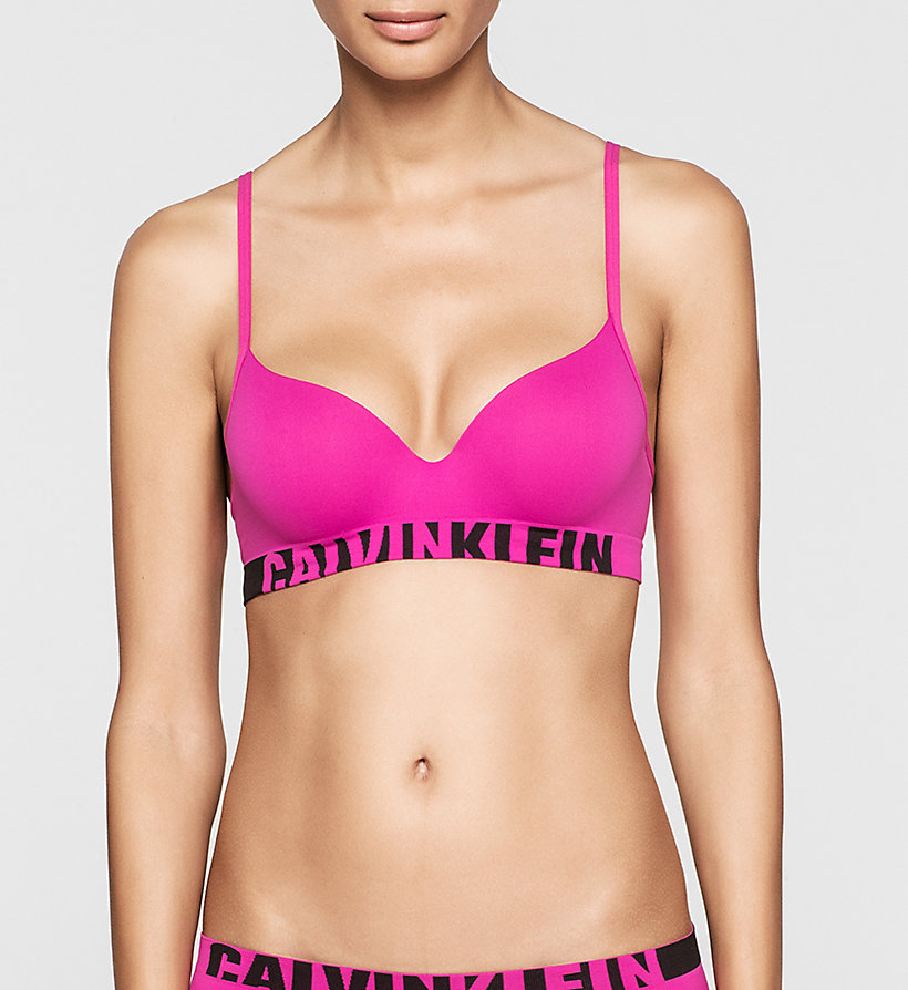 CALVINKLEIN Multiway Bra - Seamless - STRIKING (BLACK LOGO) - CALVIN KLEIN WOMEN - main image