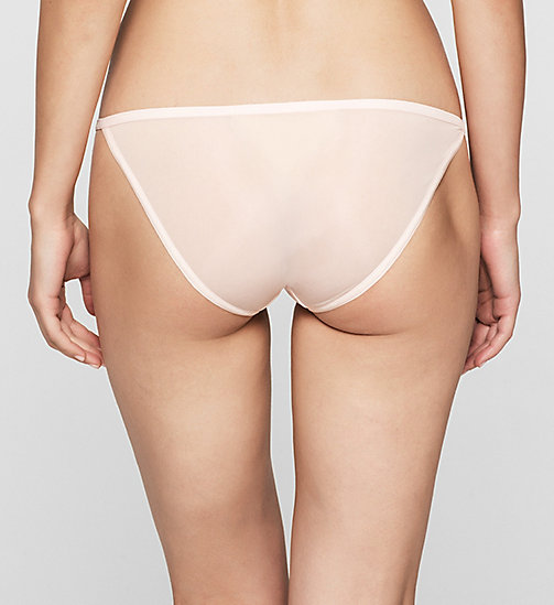 CALVINKLEIN Bikini - Sheer Marquisette - NYMPTHS THIGH - CALVIN KLEIN Up to 50% - detail image 1