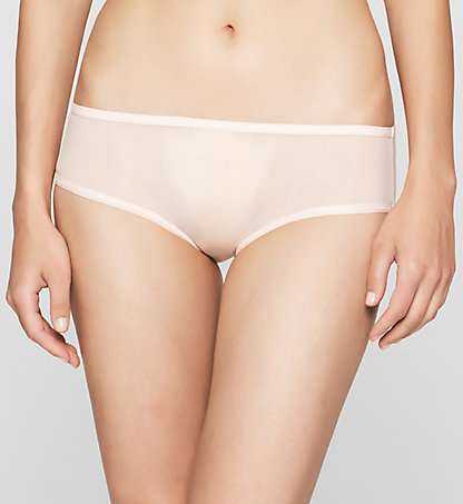 CALVIN KLEIN Shorty - Sheer Marq 000QF1683E2NT