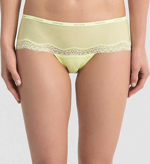 CALVINKLEIN Hipsters - Sheer Marquisette - PALE DAWN - CALVIN KLEIN Up to 50% - main image