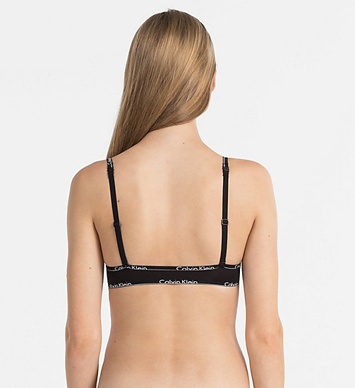 CALVINKLEIN Triangel-BH - Calvin Klein ID - BLACK - CALVIN KLEIN SHOP BY SET - main image 1