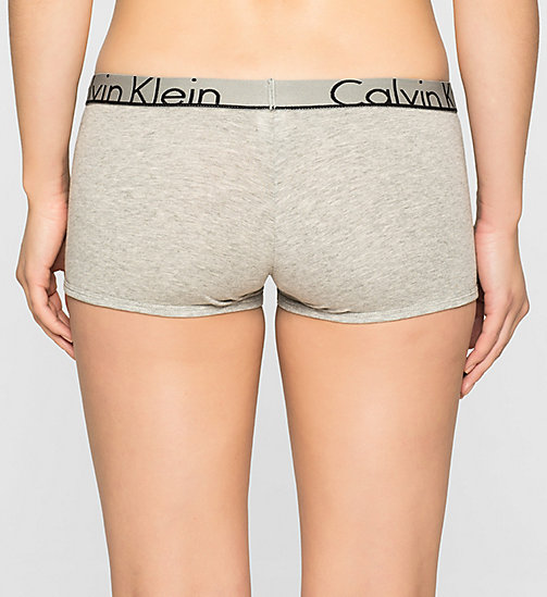 CALVINKLEIN Hipsters - Calvin Klein ID - GREY HEATHER - CALVIN KLEIN Up to 50% - detail image 1