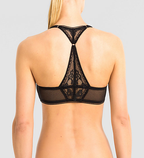 CALVINKLEIN Push-up beha - CK Black Devotion - BLACK - CALVIN KLEIN BEHA'S - detail image 1