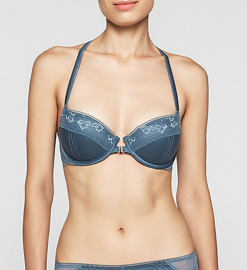CALVINKLEIN Push-Up Bra - CK Black Devotion - ASTON - CALVIN KLEIN  - main image
