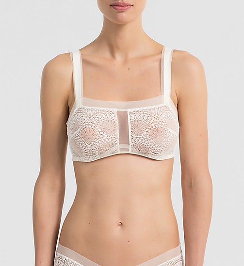 CALVINKLEIN Bandeau Bra - CK Black Endless - IVORY - CALVIN KLEIN Up to 50% - main image