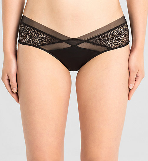 CALVINKLEIN Hipsters - CK Black Endless - BLACK - CALVIN KLEIN PANTIES - main image