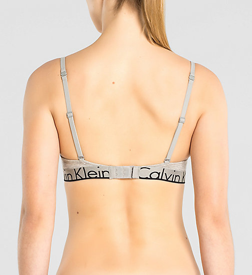 CALVINKLEIN T-shirt Bra - Calvin Klein ID - GREY HEATHER - CALVIN KLEIN Up to 50% - detail image 1