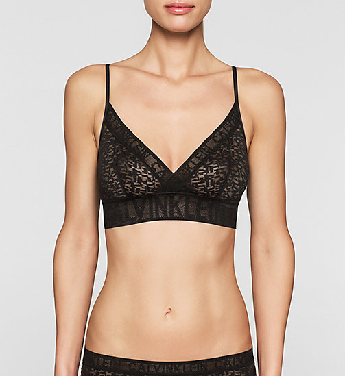 CALVINKLEIN Bralette - Radical - BLACK - CALVIN KLEIN Up to 50% - main image