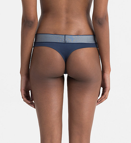 CALVINKLEIN Thong - Customized Stretch - INTUITION - CALVIN KLEIN CUSTOMIZED STRETCH - detail image 1