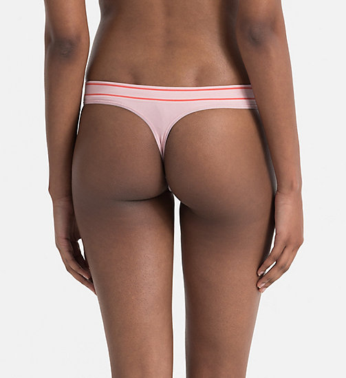 CALVINKLEIN Thong - Seamless - CONNECTED - CALVIN KLEIN THONGS - detail image 1