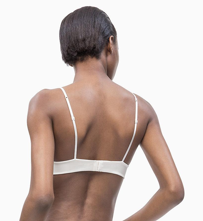 Calvin Klein - Triangel-BH - CK Black - 2