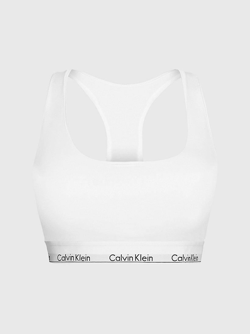 Calvin Klein - Ungefütterter Bustier - Modern Cotton Plus - 1
