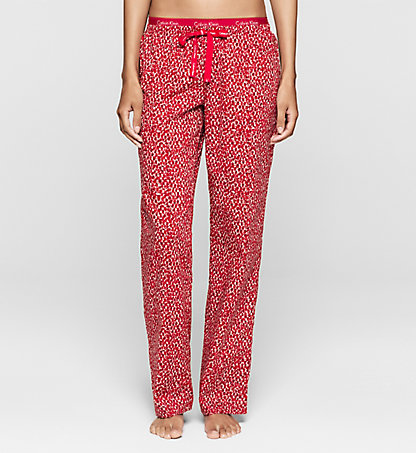CALVIN KLEIN Trousers - Modern Cotton 000QS1682EOG8