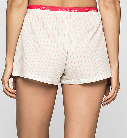 CALVINKLEIN PJ Shorts - CURRENT STRIPE - CALVIN KLEIN NEW ARRIVALS - detail image 1