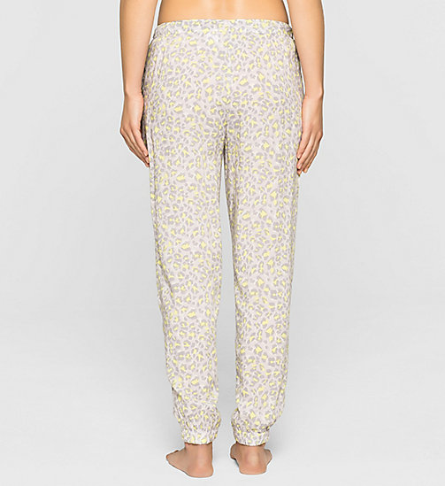 CALVINKLEIN Sweatpants - DYNAMICAL LEOPARD - CALVIN KLEIN  - detail image 1