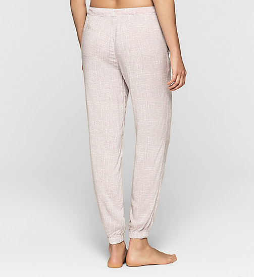 Pants - PRIME GEO - CALVIN KLEIN TROUSERS - detail image 1