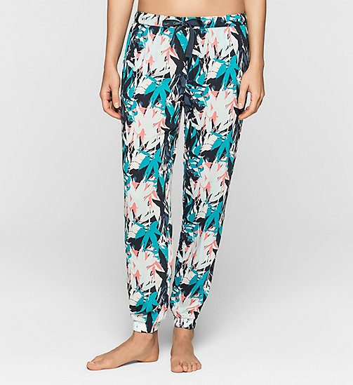 CALVINKLEIN Pants - SUBLIME PRINT - CALVIN KLEIN TROUSERS - main image