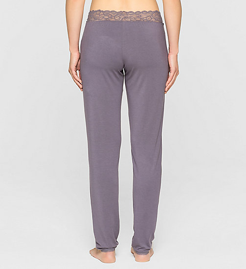 CALVINKLEIN Pants - Seductive Comfort - INTERLUDE - CALVIN KLEIN TROUSERS - detail image 1