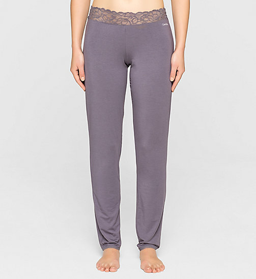 CALVINKLEIN Pants - Seductive Comfort - INTERLUDE - CALVIN KLEIN TROUSERS - main image