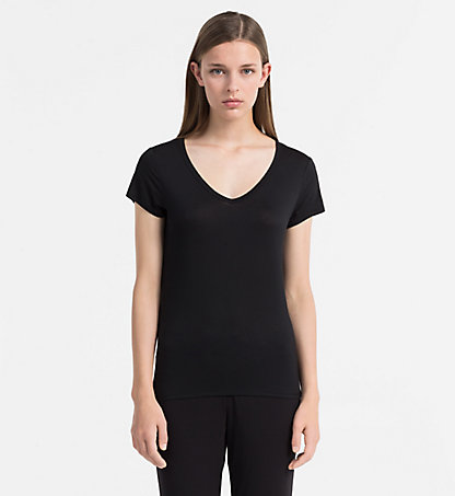 CALVIN KLEIN Top - Cotton Luxe 000QS5490E001