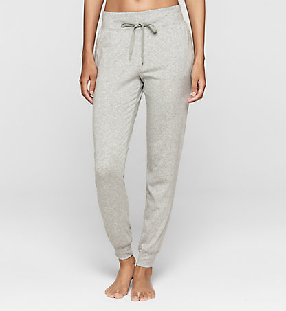 CALVIN KLEIN Pants - Cotton Luxe 000QS5535E020