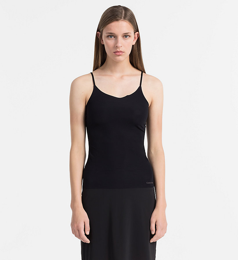 CALVINKLEIN Top - Naked Touch - BLACK - CALVIN KLEIN T-SHIRTS - main image