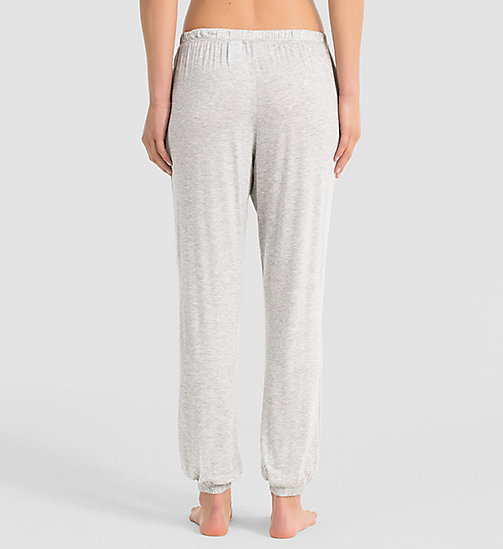 CALVINKLEIN Pants - Release - GREY HEATHER - CALVIN KLEIN  - detail image 1