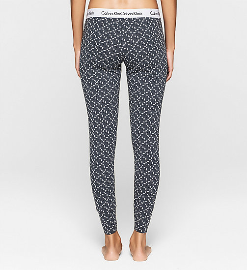 CALVINKLEIN Sweatpants - Shift - GATHERED GEO - CALVIN KLEIN PYJAMA BOTTOMS - detail image 1
