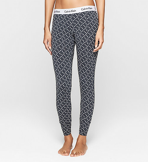 CALVINKLEIN Joggingbroek - Shift - GATHERED GEO - CALVIN KLEIN NACHTKLEDING EN LOUNGEWEAR - main image