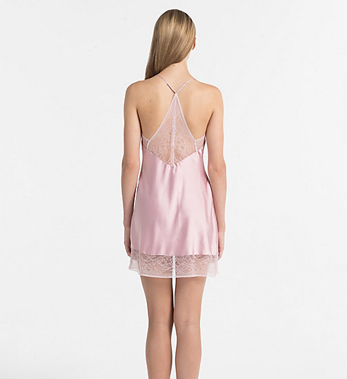 CALVINKLEIN Chemise - CK Black Obsess - CONNECTED - CALVIN KLEIN LOUNGEWEAR - main image 1